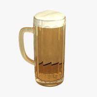Beer Glass (Stein) 4