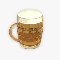Beer Glass (Stein) 5
