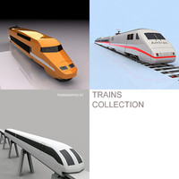 Trains Collection