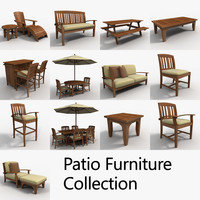 obj patio furniture set