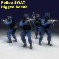 Police-SWAT_Rigged_Multi