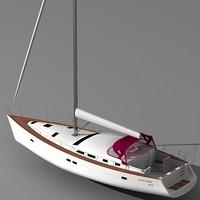 max beneteau oceanis sail boat