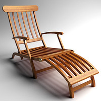 Garden lounge chair