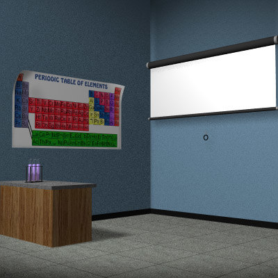 lightwave lab room test