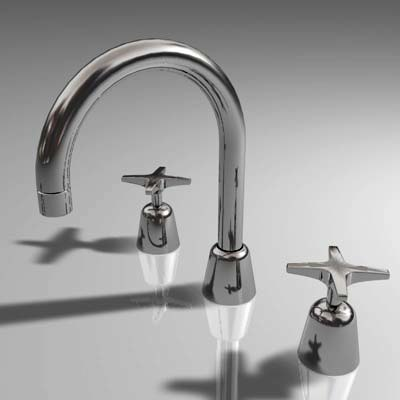 3d basin tap model