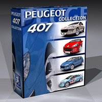 Peugeot 407 Collection