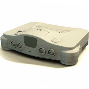 maya nintendo 64 console