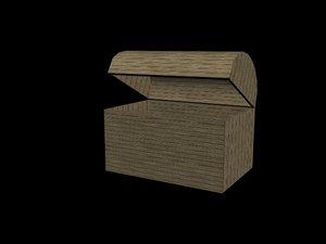 treasure chest 3ds free