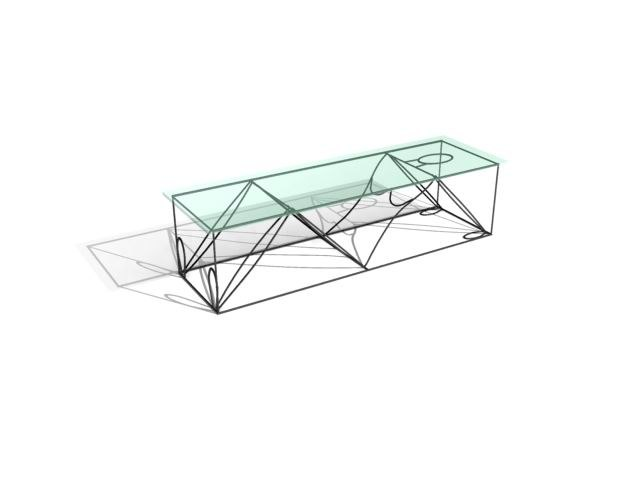 coffee table - max