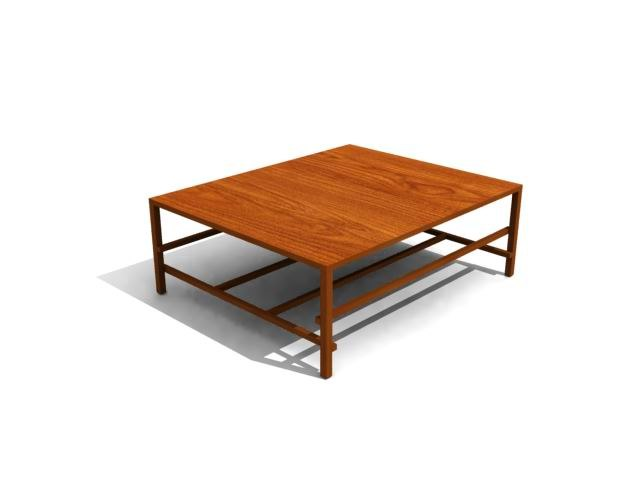 3ds max coffee table -