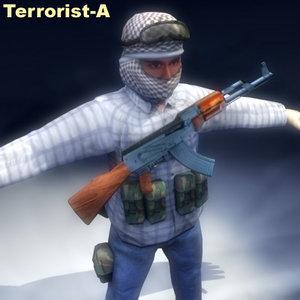 3ds insurgent terrorist military