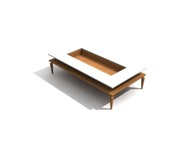 max coffee table -