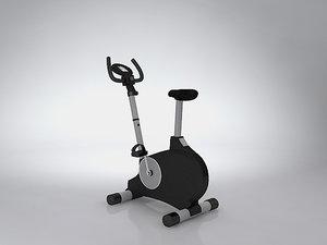 3d model exercise