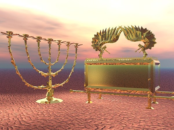 3ds tabernacle items
