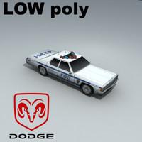 Dodge Monaco - max7 gmax 3ds