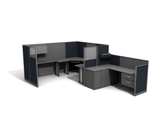 3dsmax desk