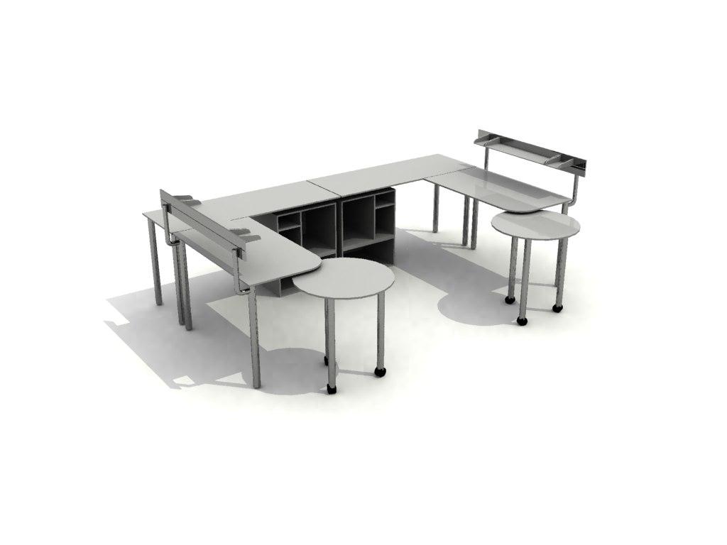 desk max