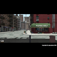 US Street Module 1 (3ds)