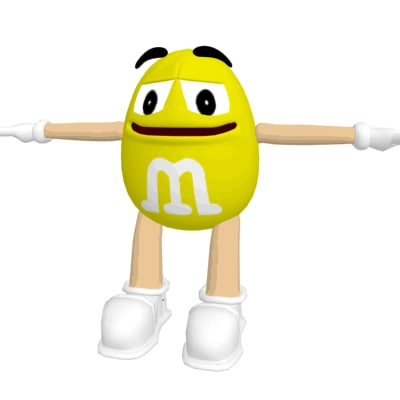 yellow m max
