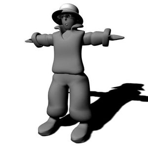 3ds max hip hop
