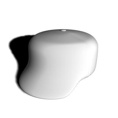 free cap 3d model
