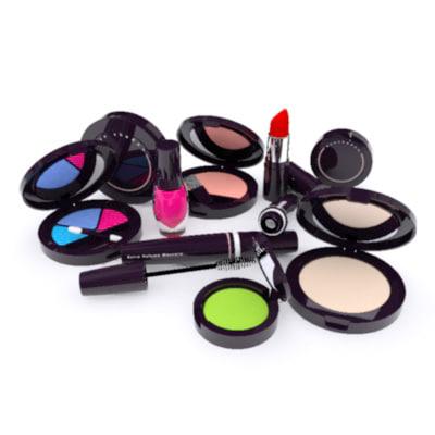 cosmetics packages lwo