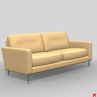 Sofa loveseat066_max.ZIP