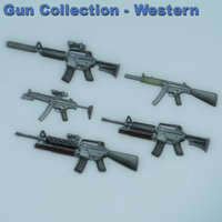 Gun-Collection_Western_Multi