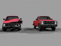 set chevy truck max
