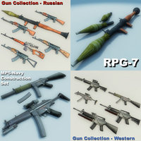 Gun-Collection_10-Set_Multi