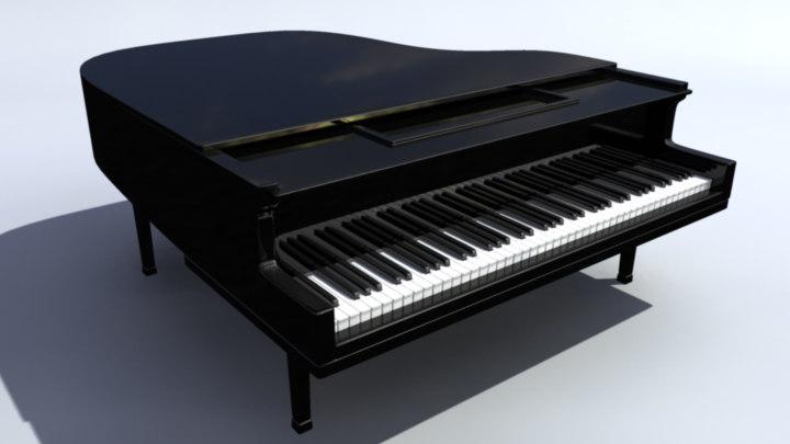 grand piano ma
