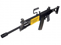 Galil Assault Rifle  (MP)