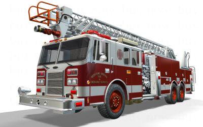 firetruck ladder max