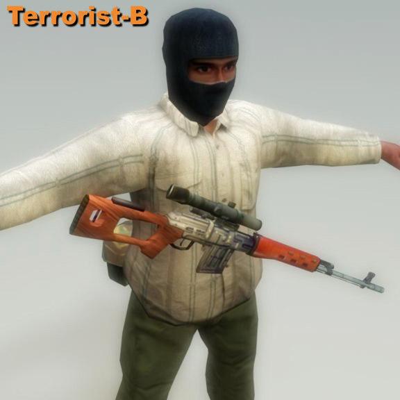 3d insurgent ist military model