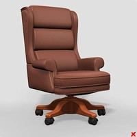 Armchair swivel014_max.ZIP