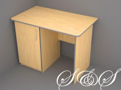 maya office table