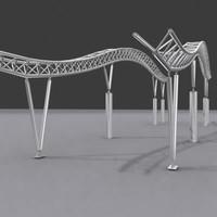 truss model