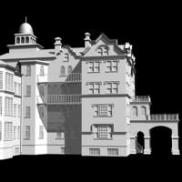 maya historical hospital asylum