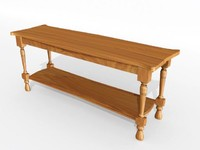 3dsmax table -