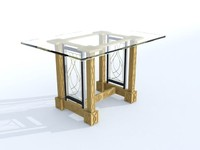 3d table -