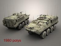 Stryker FSV  (LP)