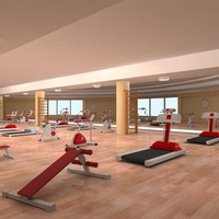 Fitness center (mental)