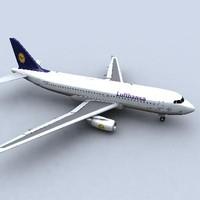 Airbus A320 Lufthansa.zip