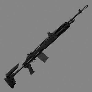 m14 rifle ebr 3ds