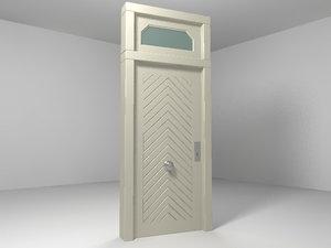 3ds max doors