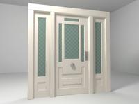 3d model doors