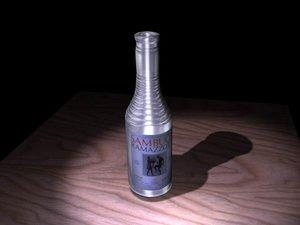 free max mode bottle