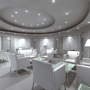 3ds max lounge