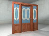 doors 3d model
