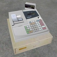 Cash Till (Cash Register)